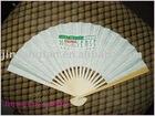 bamboo paper fan