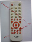 Universal TV Remote Control ZF-988E red color