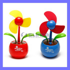 Flower Desk Apple USB Fan Mini Portable Fan USB Gadget Promotional Gift