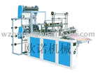 shopping plastic bag making machine