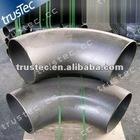 welded 90 deg large elbow