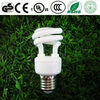 mini T2 7mm half spiral esl compact fluorescent lamps lighting bulb UL/CUL CE and Rohs energy saving lamp