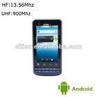 Rugged UHF RFID Reader Android (asset management)