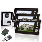 7 inch color wireless video door phone