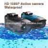 full hd 1080p waterproof sport camera