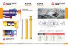 PC400-7 excavator cylinder&hydraulic parts for komatsu