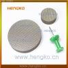 Sinter stainless steel filter plates