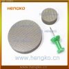 Sinter stainless steel filter plates