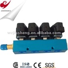 Super Quality LPG CNG Injector Rail With 4 Cylinders