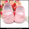 New Arrived Infant Baby Shoes Girls Toddler Foot Wear Cotton Prewalker With Bow
