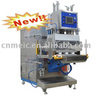 Blood bags and IV bags semi - Auto welding machine