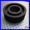 V-belt/Scored pulley (Phosphating)
