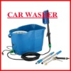 HW-CW-03 12v Portable steam gun electric car washing machine