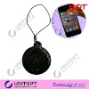 Charming cell phone screen wiper with strap