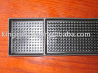 rubber & PVC bar mat of hotel
