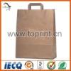 Monochrome printing hand bag