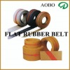 Flat Rubber Belt