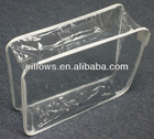 2013 PVC Zipper Bag With Wire Frame