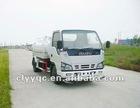 RHD japanese isuzu vacuum sewage suction truck