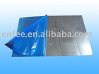 protective film for mill polished stainless sheet-safety film