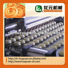4T per day fully cookies biscuit making machinery automatic cookie depositor