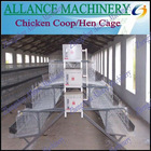 34 Broiler/Layer Chicken Cage For Poultry Farm