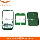 Solid green battery cover for blackberry gemini 8520