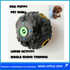 DOG PUPPY PET SMALL LARGE ACTIVITY GIGGLE SOUND TRAINING PLAY BALL DOGGIE TREAT
