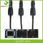 Factory Price Car FM Transmitter MP3 Driver Support TF Card