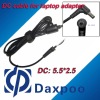 5.5*2.5 laptop power dc cable for Delta, for Gateway, for HP