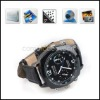 HD 720P 4GB Waterproof Wrist Watch Camera Digital Video Recorder with PC Camera Function/Hidden Camera
