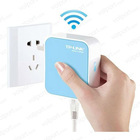 300Mbps Mini Portable WiFi Wireless-N Router AP Repeater TL-WR800N