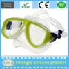 Fashionable full face diving mask for Adults
