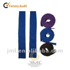Comfortable High quality Jodo / Aikido color belts for promotion