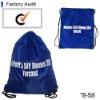 Nylon Drawstring Backpack Bag (TB-508)
