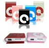 ZX-MP3C01 hot sell cheapest support 32GB TF card mini clip mp3