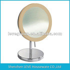 Arcylic lighted free standing mirrors