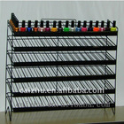 6 Layer Wire Nail Polish Rack