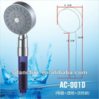 ABS plastic rain shower head