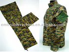 USMC Digital Camo Woodland V3 BDU SF Field Uniform