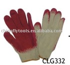 pvc dot gloves, no. CLG332