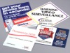 EVENT Promotion Yard Signs(PP corrugated sheet)
