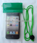 waterproof cell phone bag & phone pouch(factory)