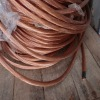 Bare copper conductor