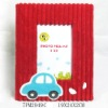 KIDS FABRIC Photo Frame(Car Theme)