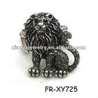 Hot Sale Lion design Finger Ring