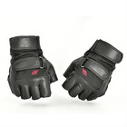 leather working glove cheap leather gloves military tactical gloves half finger military gloves