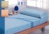 polyester fleece bedding set