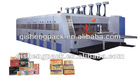 Corrugated Carton High Speed feeding flexo printing slotting and die cutting mahcine groups