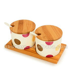Cheap Ceramic Spice Cruet set for sale